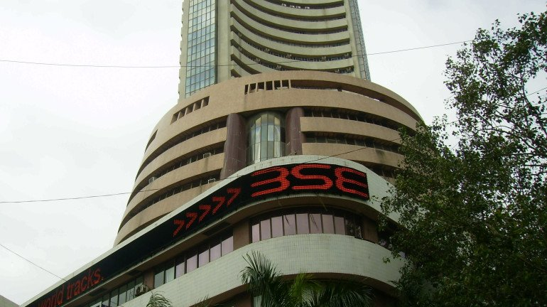 The Benchmark Indices Ended In Red, Financial Stocks Dragged