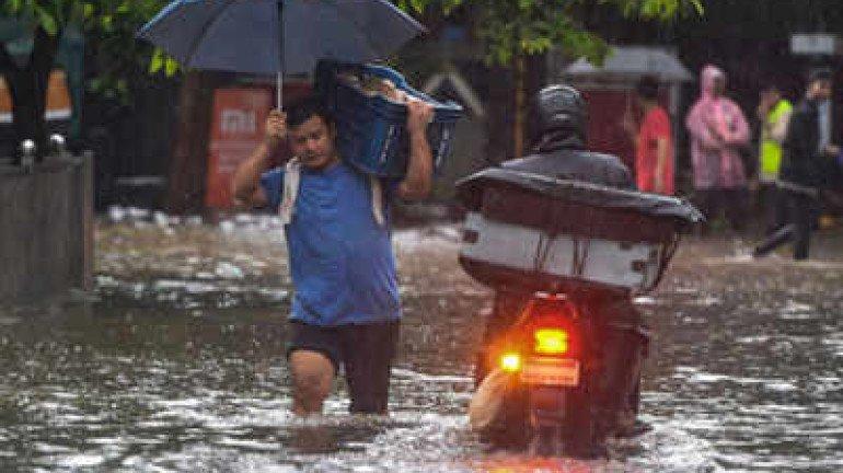 मुंबई और आसपास के इलाकों में फिलहाल नहीं होगी बारिश