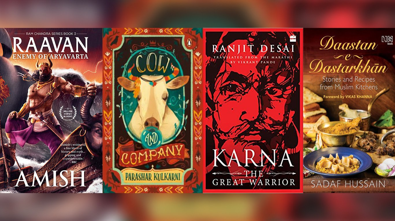 Top 5 Book Releases For The Month Of August