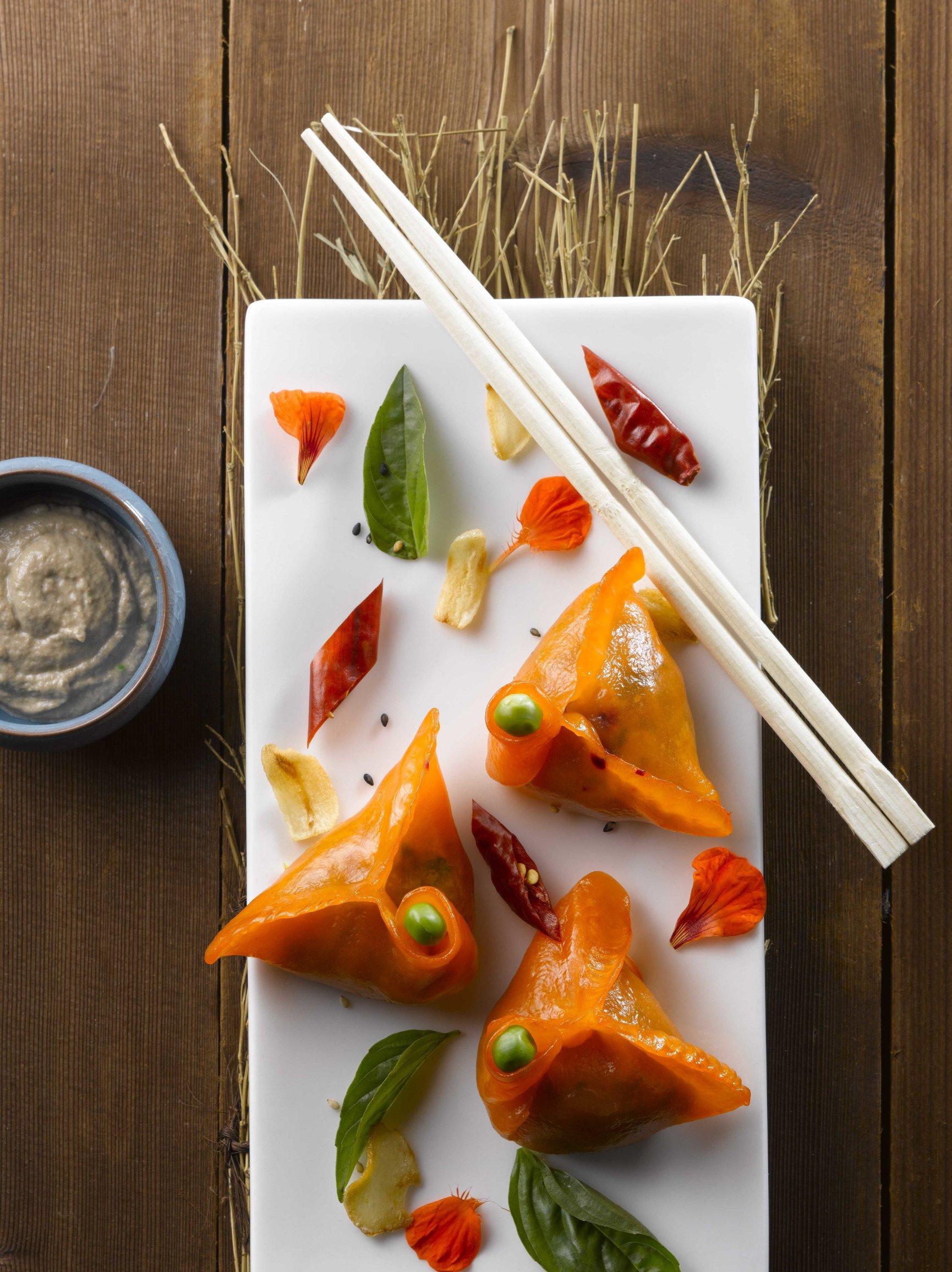 Pa Pa Ya Mumbai Introduces the World's largest Dim sum menu with 68 variants
