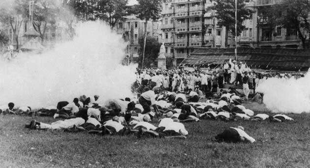 'असं' झालं 'गवालिया टँक'चं 'आॅगस्ट क्रांती मैदान'! तुम्हाला हा रंजक इतिहास माहीत आहे का?