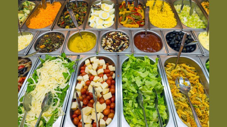 Healthy Eating, Healthy Living: These 5 Salad Bars In Mumbai Will Help Your Fitness Motto