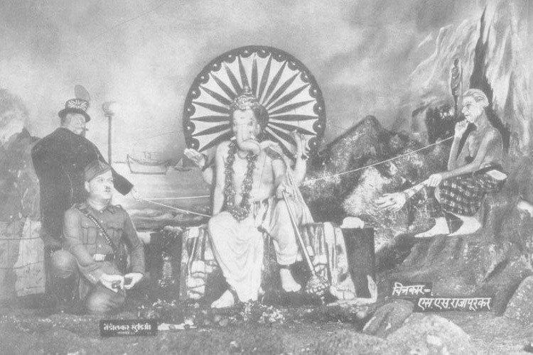 गणेशोत्सव २०१९ : स्वराज्याची मुहर्तमेढ रोवणारा गणेश गल्लीचा राजा
