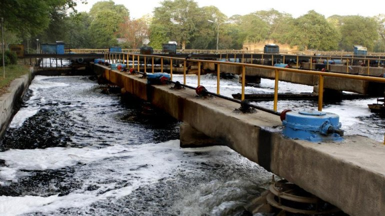 Construction of Mumbai's Largest Sewage Treatment Plant Comes To A Standstill