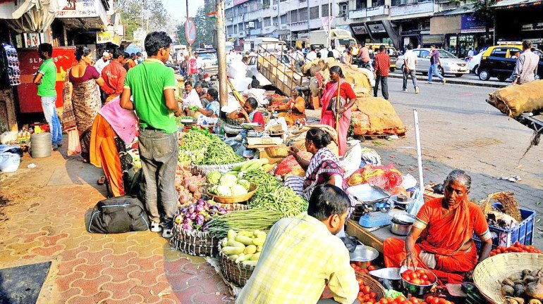 BMC will soon provide information on hawkers in your area using geo-mapping