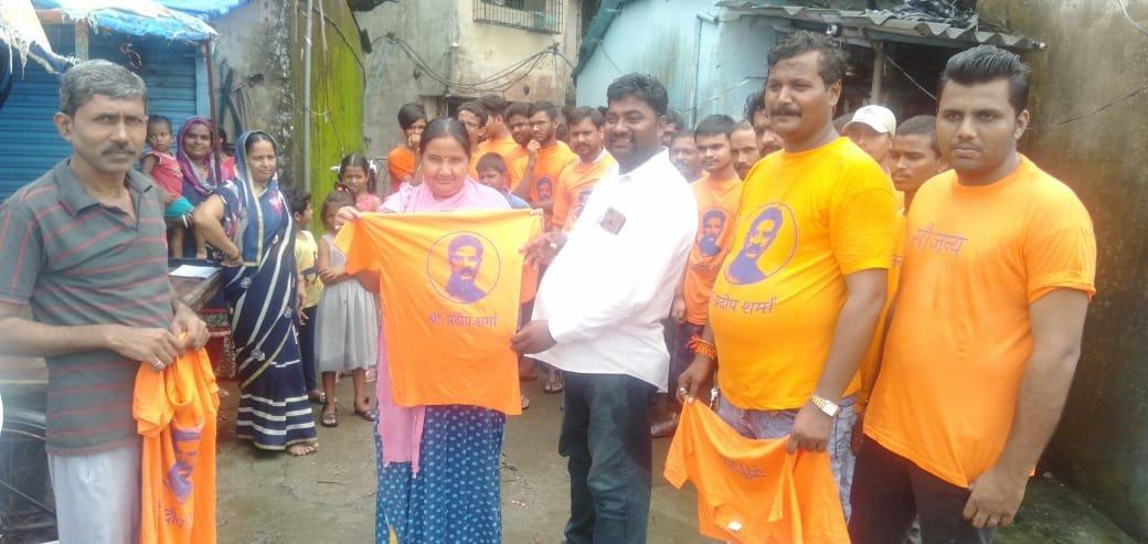 वसई-विरार: एनकाउंटर स्पेशलिस्ट प्रदीप शर्मा ने शुरू की चुनावी तैयारी