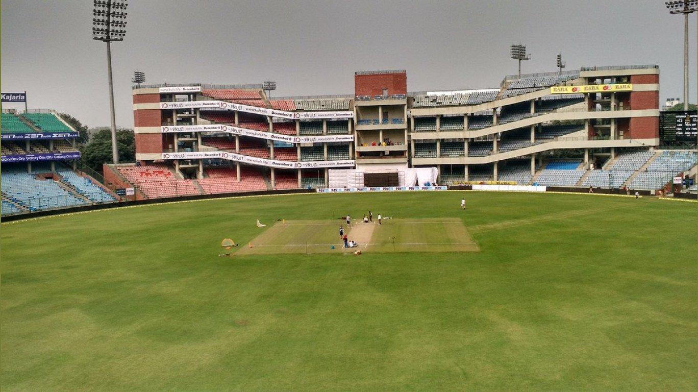 Firoz Shah Kotla Stadium