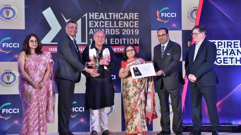 Motherhood Hospitals wins FICCI Healthcare Excellence Award For Patient Care