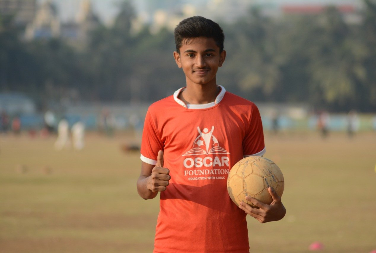 National Sports Day: How football changed OSCAR Foundation's Meet Yelkar and Ayan Khan