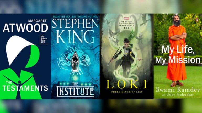 Top 5 Upcoming Book Releases For The Month of September