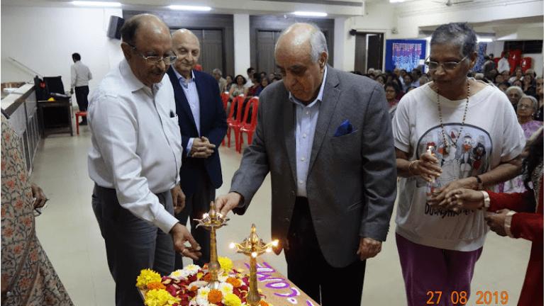 Adhata Trust opens 10th Community Centre at Bandra for senior citizens