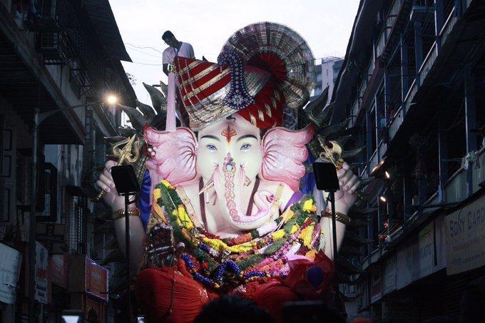 Ganesh Utsav 2019: Girgaoncha Raja Celebrates 91 Years this Ganesh Chaturthi