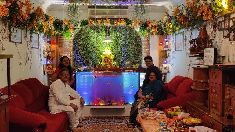 Ganesh Utsav 2019: Meet the engineer who used Archimedes Principles to create an eco-friendly Ganpati