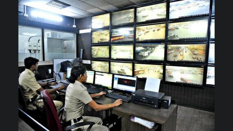 5,000 CCTV cameras in 1510 locations have been installed in Mumbai