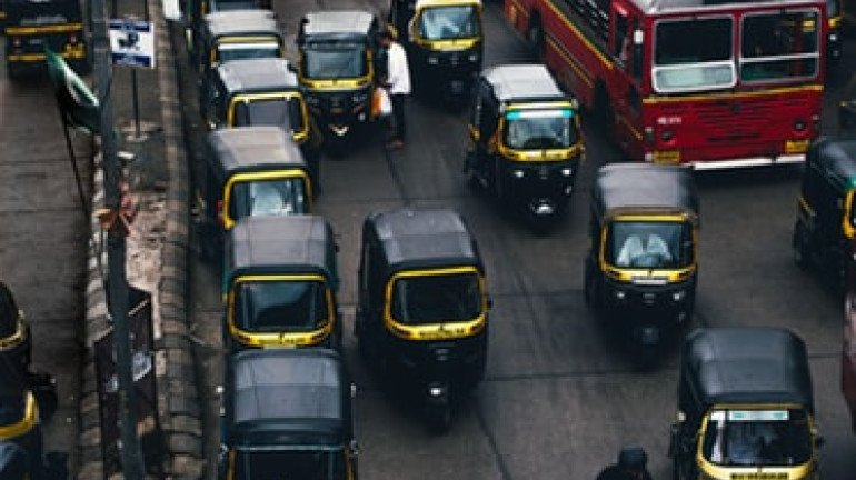 Mumbai Rains: Traffic Snarls Reported From Various Parts Of The City