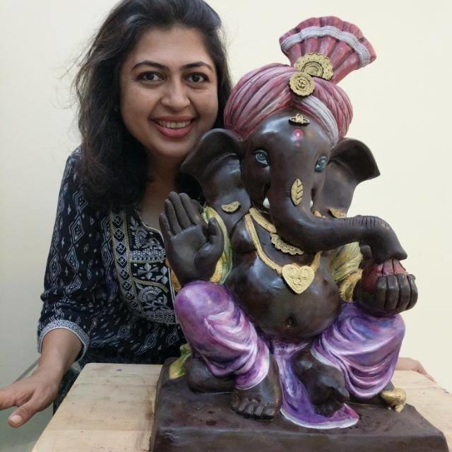 Ganesh Utsav 2019: After Chocolate Ganpati, This Mumbaikar Introduces 'Kheer Ganpati'