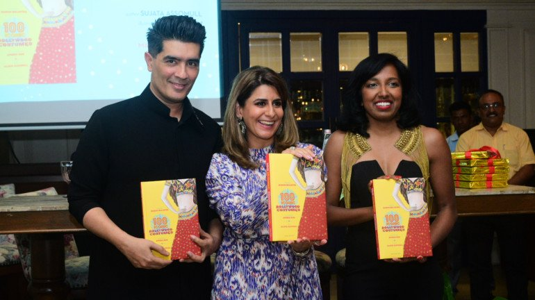 Roli Books and Mustard Celebrate The Publication Of '100 Iconic Bollywood Costumes' By Aparna Ram and Sujata Assomull