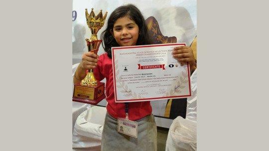 Maharashtra State Schools Chess Championship 2019: Mumbai
