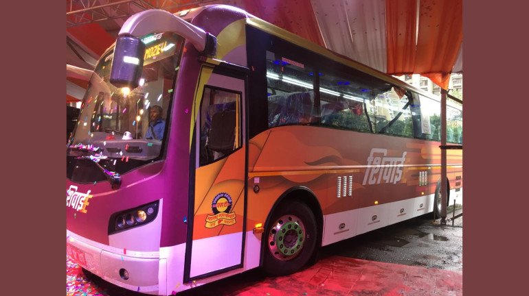 ST Corporation receives its first-ever electric bus