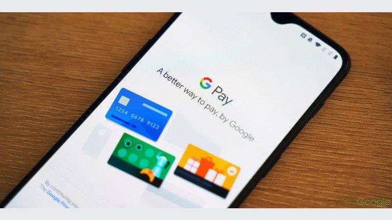 गूगल पे ट्रांजेक्शन के लिए शुल्क लेगा