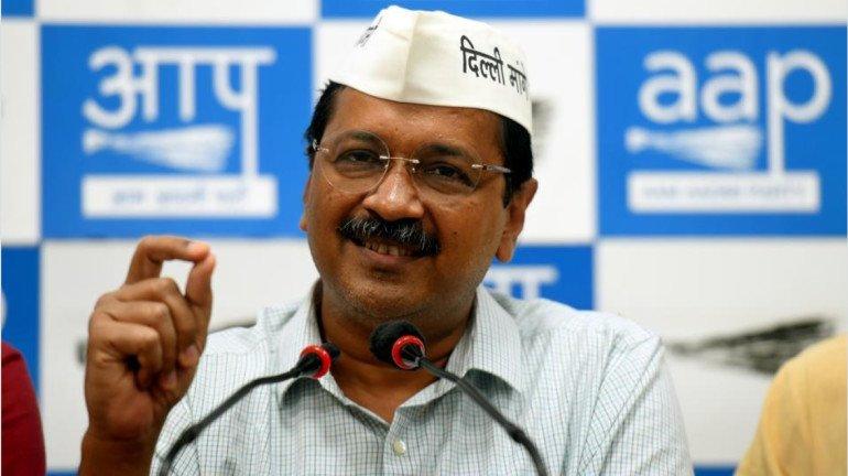 Shiv Sena lauds Arvind Kejriwal's attempt of seeking votes on basis of work