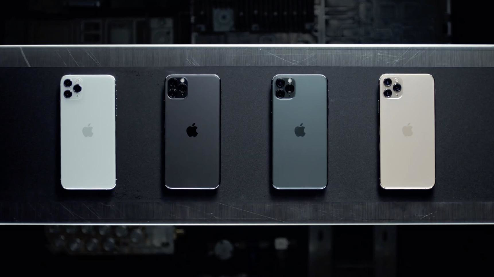 Apple Event: iPhone 11, 11 Pro and 11 Pro Max announced; Available September 20 onwards