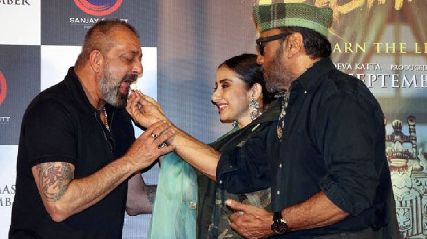 Sanjay Dutt and Jackie Shroff work together after 12 years ...