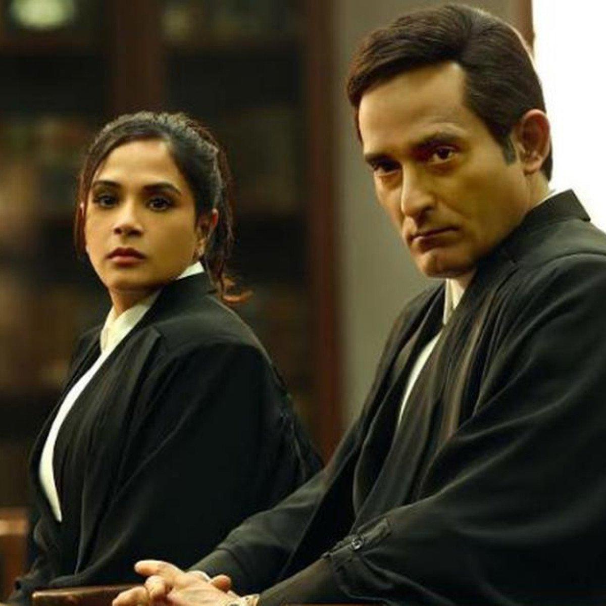 Movie Review: कायद्याच्या तराजूतील न्यायनिवाडा