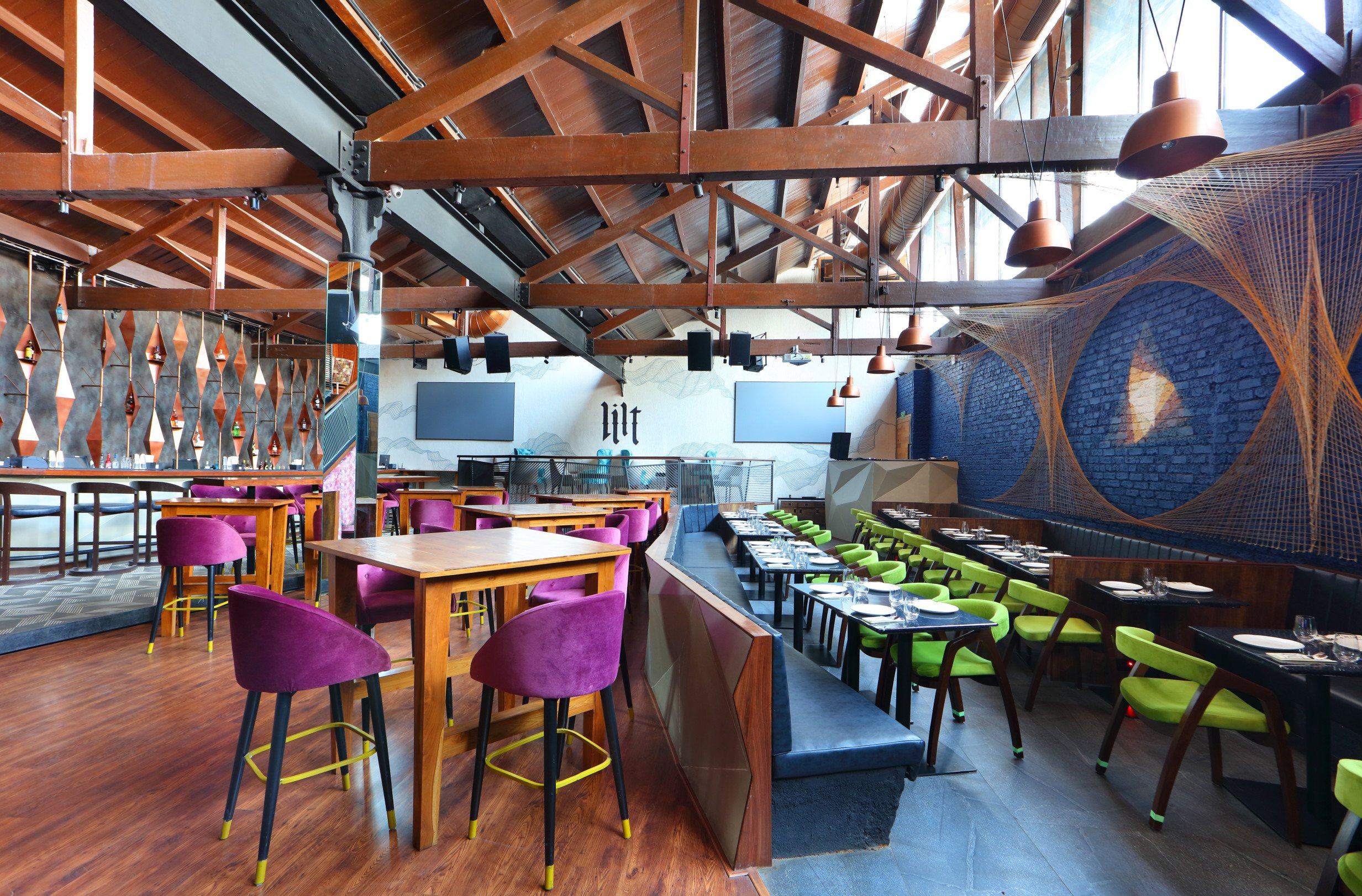 LILT: This Modern Multi Cuisine Resto-Bar Is A Must-Visit For Its Inclusivity