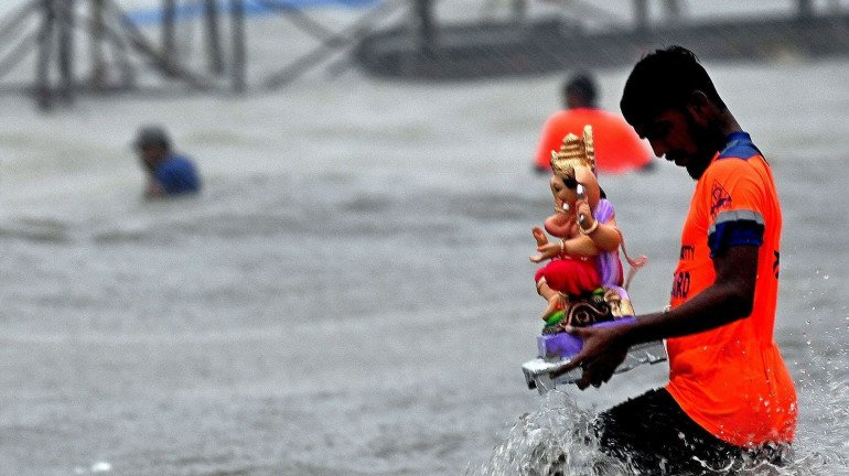 Ganesh Visarjan 2019: 9,400 idols to be recycled