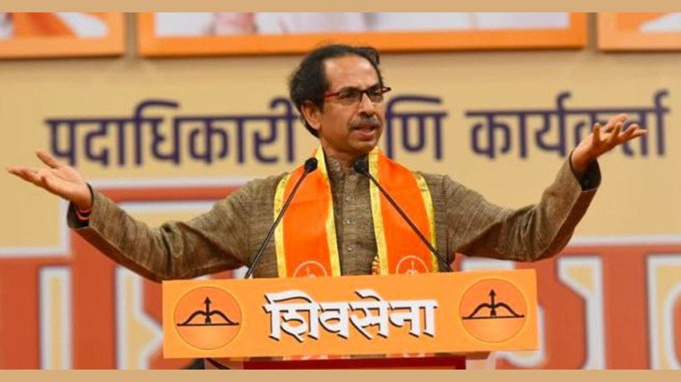 Shiv Sena chief Uddhav Thackeray demands Ram Mandir's construction to start soon