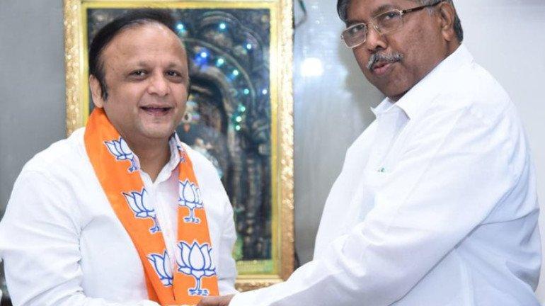 Founder of Bhamla Foundation joins BJP