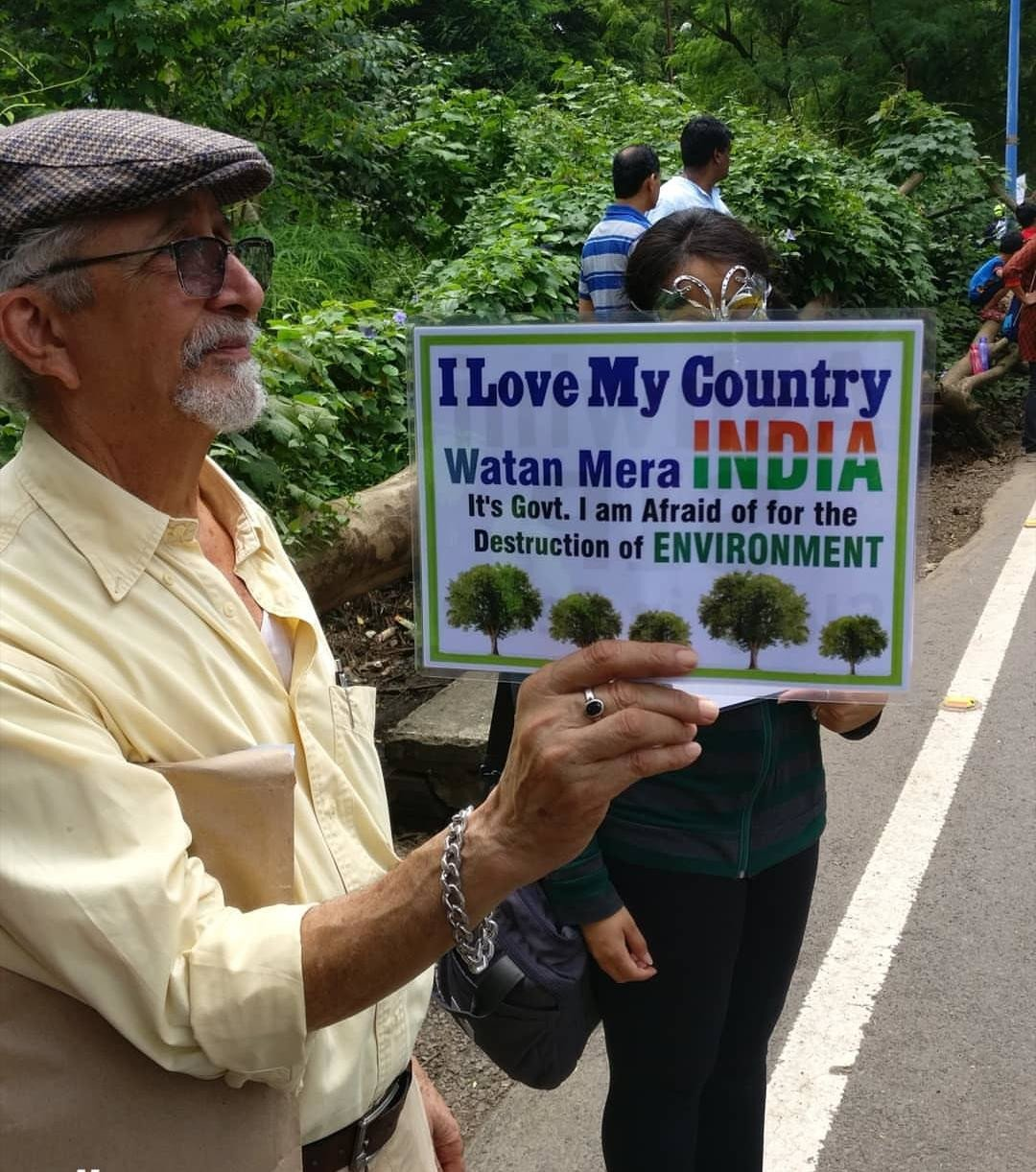 Save Aarey: 'Sleeping Protest' Called Off By Police