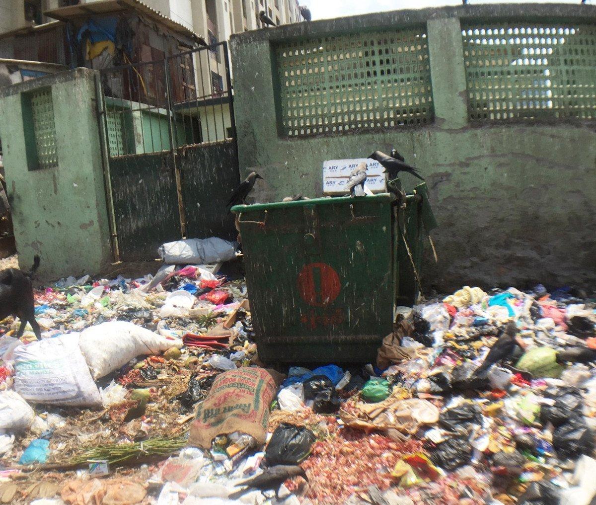 मुंबईत येणार भूमिगत कचरापेट्या, महापालिकेचा प्रयोग यशस्वी