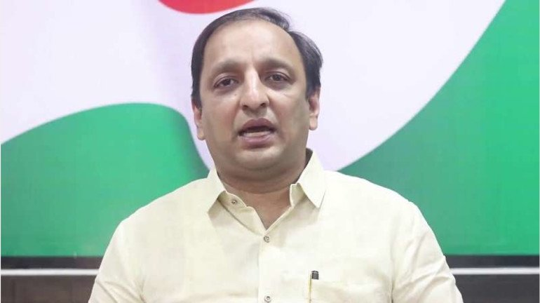BJP trying to shift Bollywood to Uttar Pradesh, says Congress leader Sachin Sawant