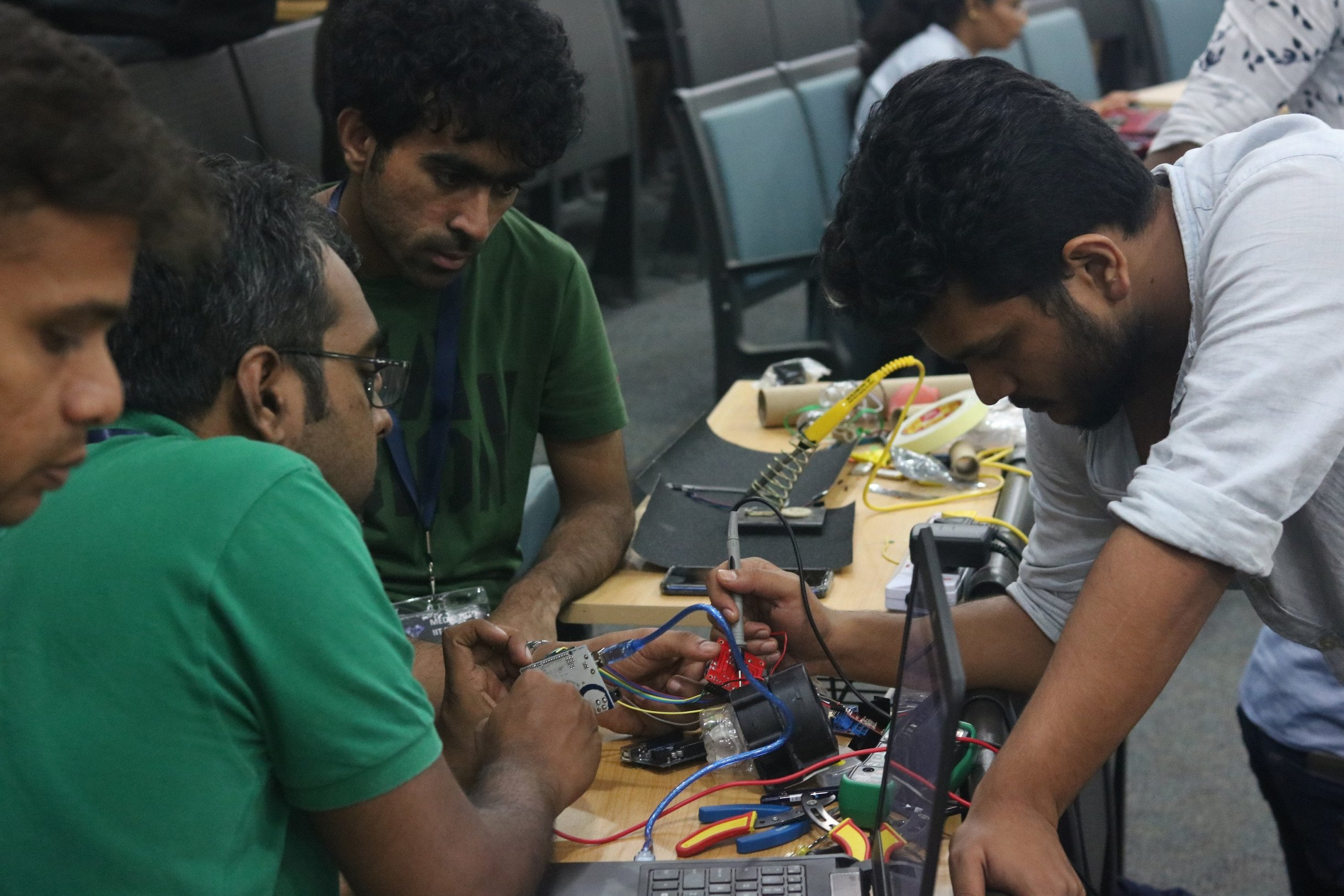 15 Novel Medical Devices Conceived within 100 Hours at Camp in IIT Bombay
