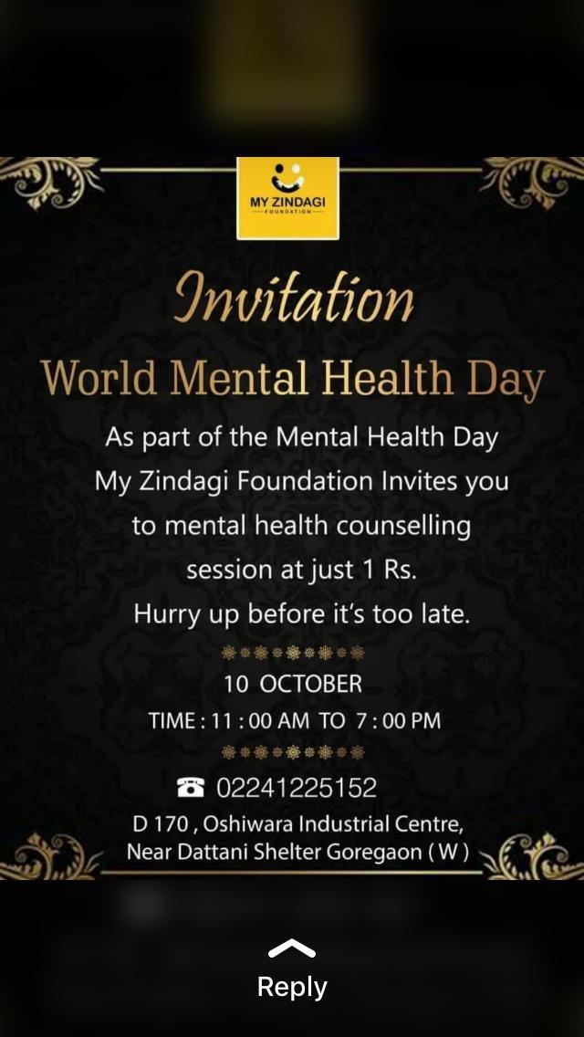 Mental Health Week: Here's How Mumbai Is Spreading Mental Health Awareness