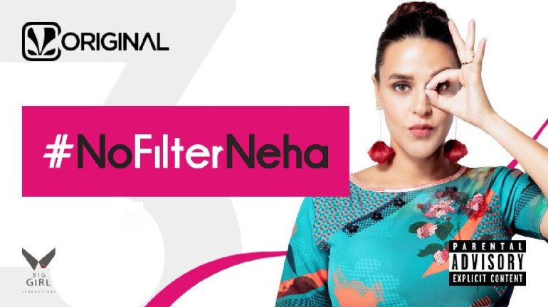 JioSaavn's chat show 'No Filter Neha' back with Season 4