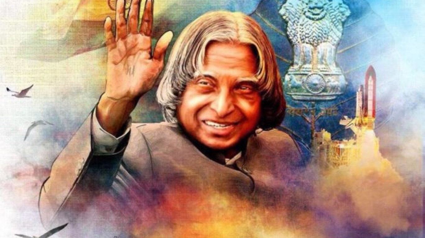 Remembering The People's President Dr. A.P.J. Abdul Kalam On His Birth Anniversary
