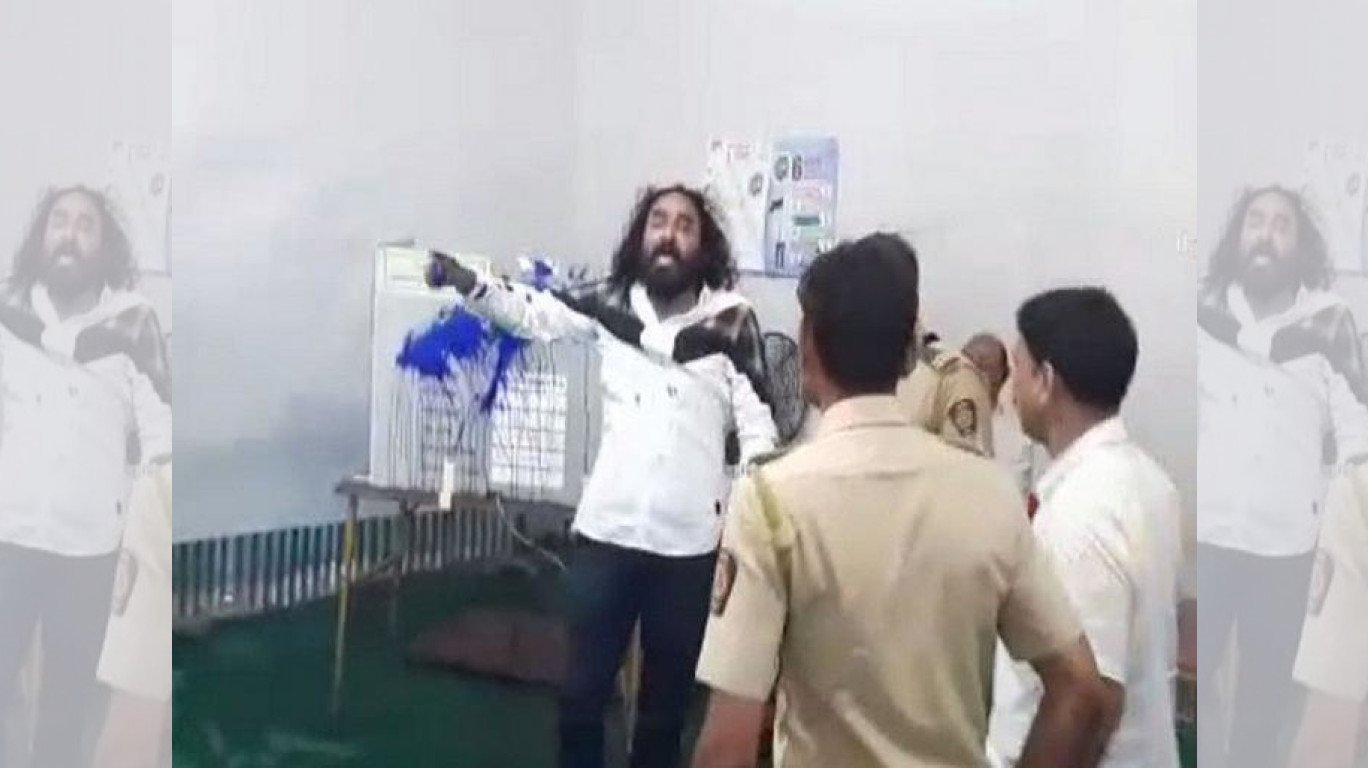 Thane: Man gets bail after creating ruckus at polling booth