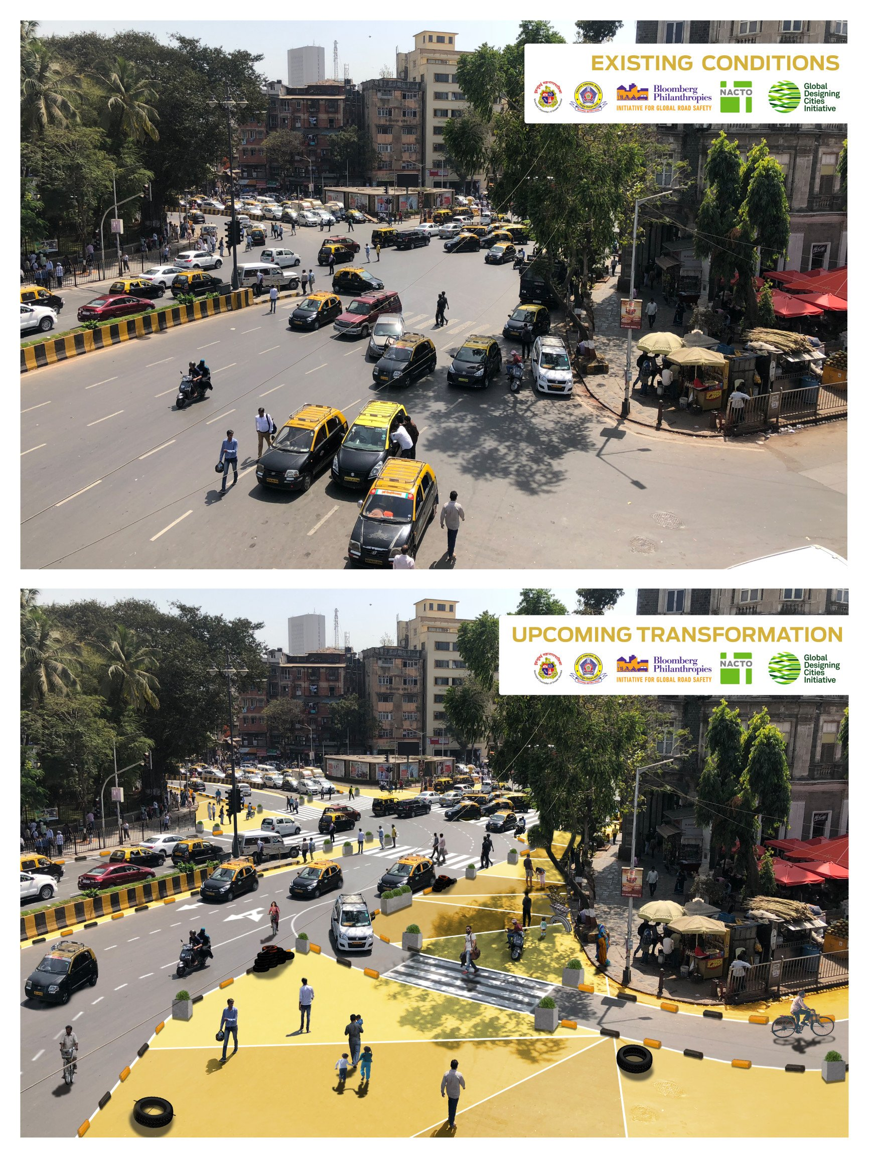 MCGM to Transform CSMT Intersection in Collaboration with BIGRS