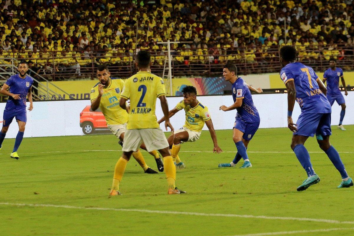 ISL 2019/20: Amine Chermiti scores match-winning goal on debut for Mumbai City FC
