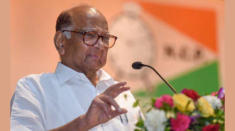 NCP की मांग, शरद पवार को मिले भारत रत्न