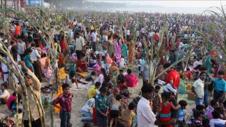 Chhath puja : छठ पूजा का तीसरा दिन, अस्ताचलगामी सूर्य को अर्घ्य देकर की जाएगी पूजा