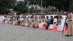 लोहपुरूषाला महाराष्ट्र पोलिसांकडून अनोखी मानवंदना