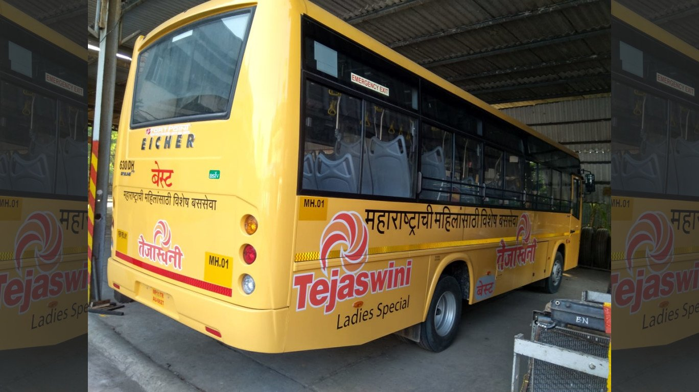 BEST To Soon Add Ladies Special 'Tejaswini' Buses