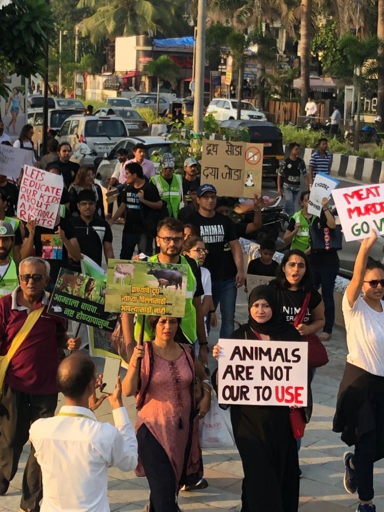 आरे में प्रस्तावित चिड़ियाघर का विरोध