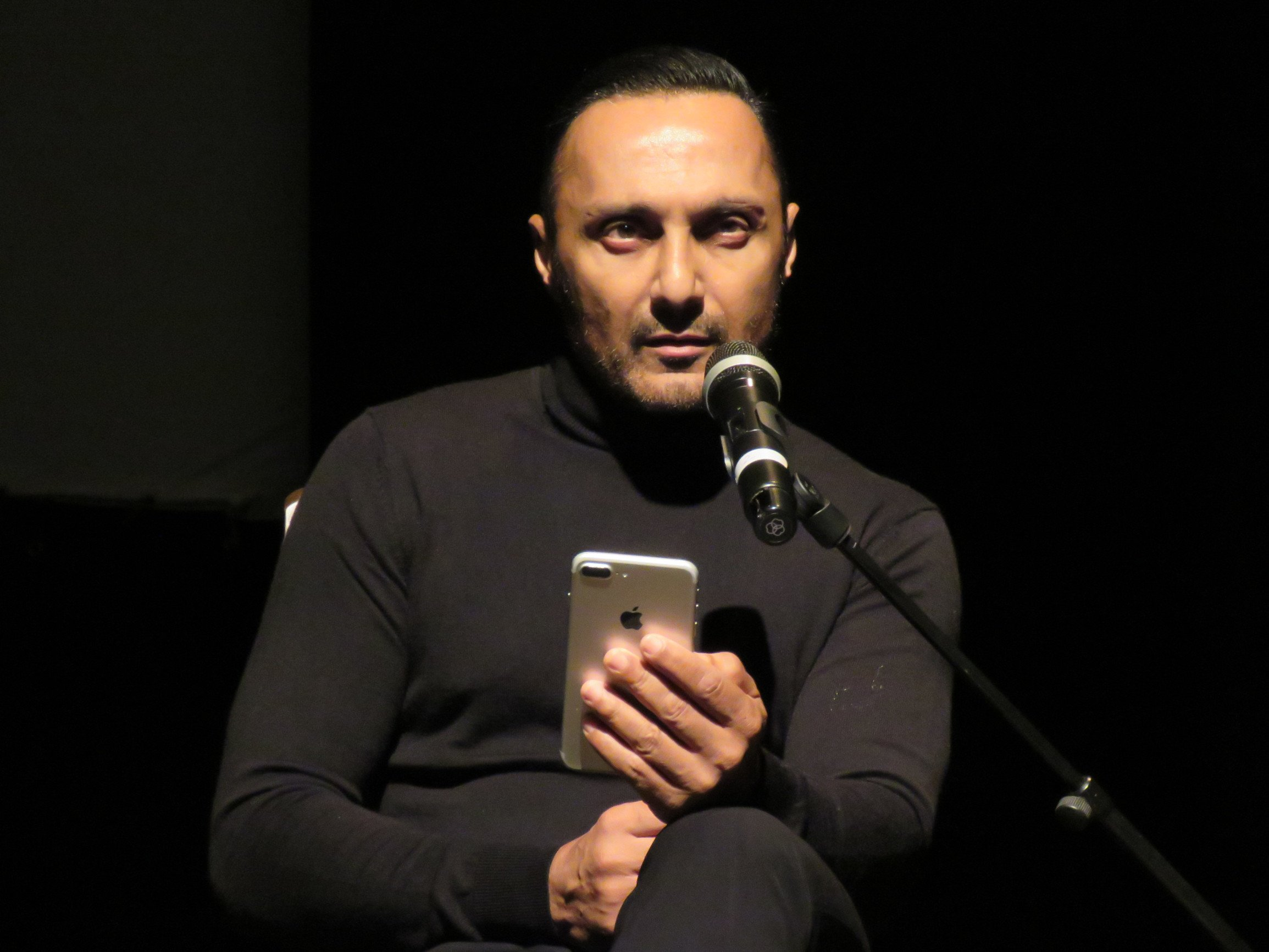 American Playwright Eve Ensler Launchs 'The Apology' With Faye D'souza And Rahul Bose