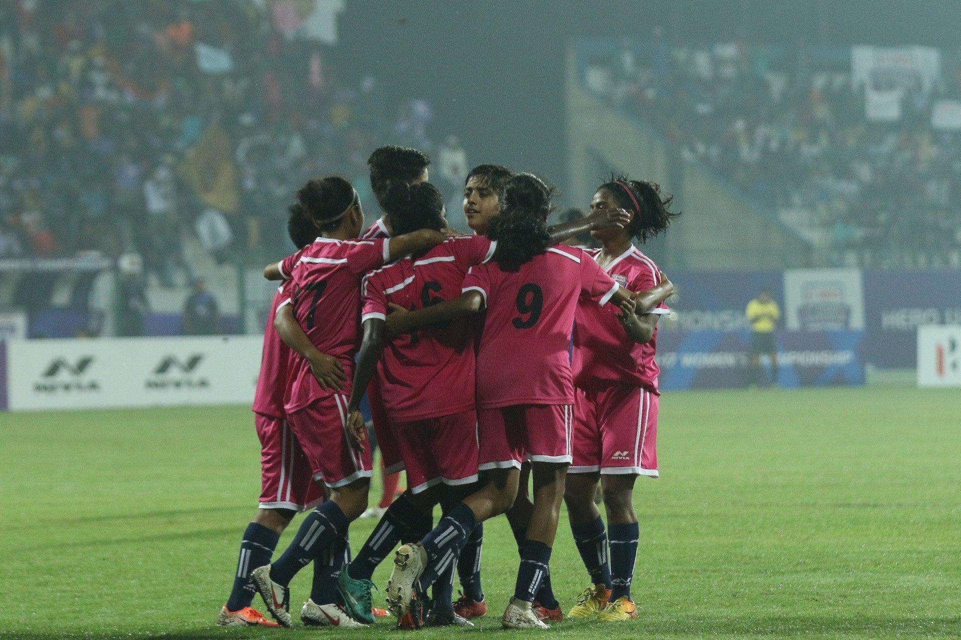 Hero U-17 Women's Championship Final: Lionesses roar victorious