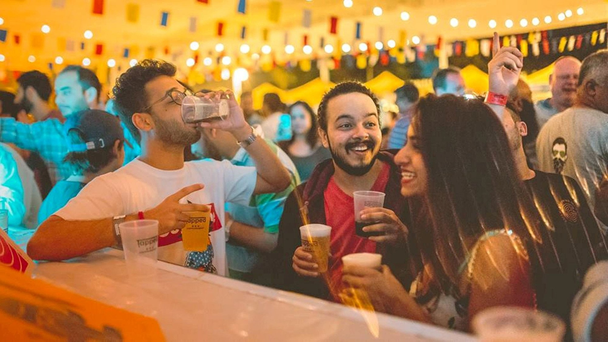 The Eight Edition Of Tapped - India's First Craft Beer, Food & Music Festival, Is Back!